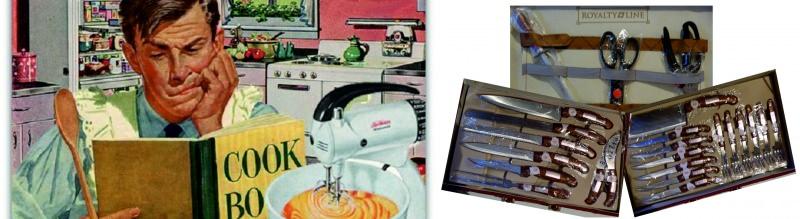 festa del papà 19 marzo libro cucina set coltelli valigia regalo regali