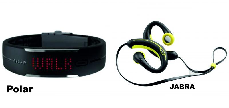 festa del papà 19 marzo regalo bracciale misura passi polar loop activity tracker nero cuffie wireless jabra sport wireless