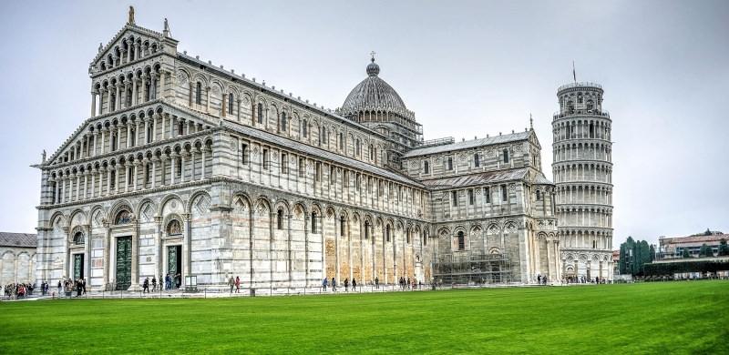 Trip tips | Un weekend d'autunno romantico in Toscana - Parte 2 Duomo Santa Maria Assunta di Pisa Torre Pendente