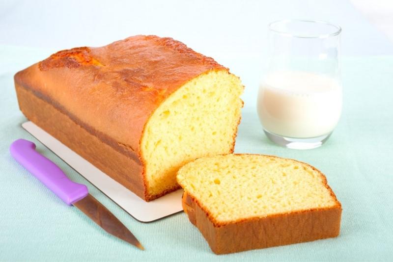 plumcake pronto dolce forno fetta pound cake