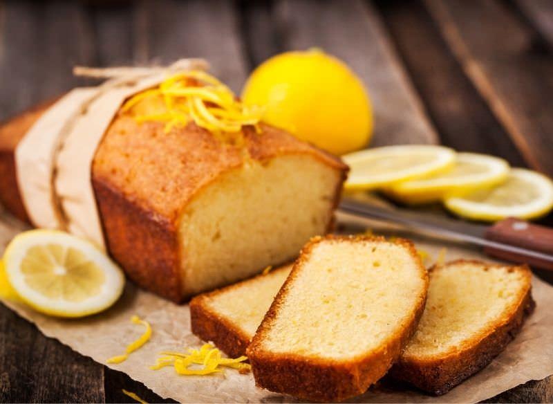 Plumcake yogurt e limone ricetta senza burro