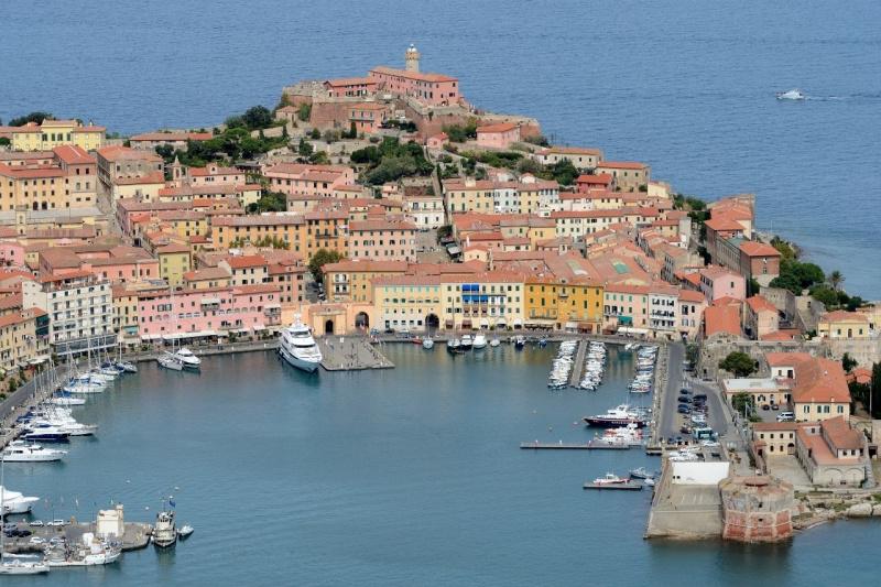 porto di Portoferraio isola d'Elba