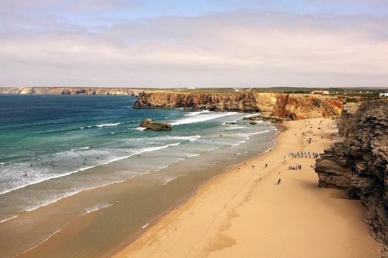 Spiaggia dell'Algarve Partire per il Portogallo: un viaggio di 7-10 giorni