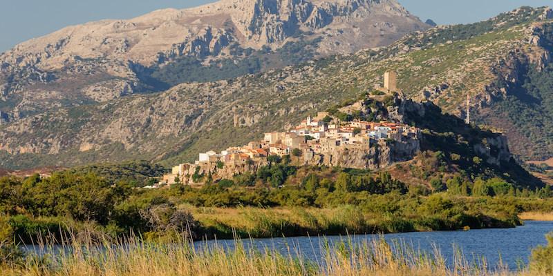 Posada borgo Sardegna