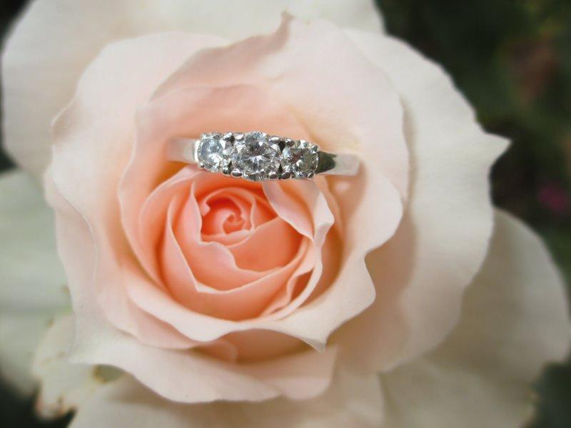 Anello di fidanzamento, quale scegliere? anello diamanti