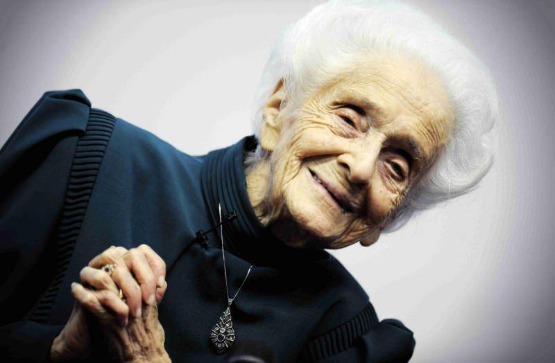 Omaggio a una grande donna: Rita Levi Montalcini