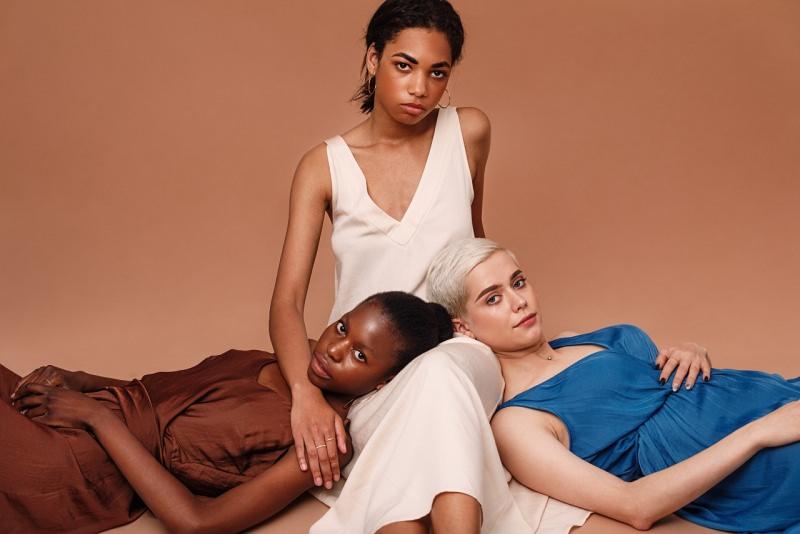 ritratto donne pelle diversa