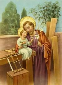 Festa del Papà le Origini la Storia e i Regali più originali san Giuseppe 19 marzo festa del papà padre putativo Gesù falegname legna fiore giglio