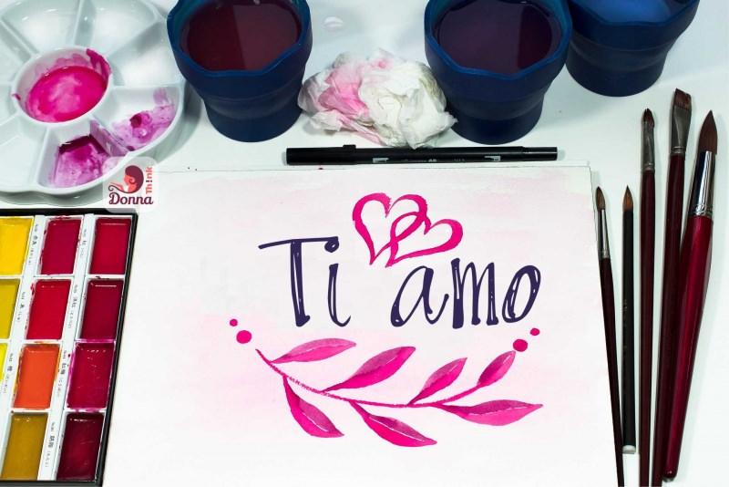 Cosa scrivere su un biglietto di San Valentino: scopri le frasi più belle scritta Ti amo