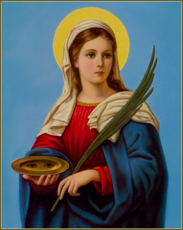 Le frolle di Santa Lucia Ricetta dolce Verona icona occhi piatto