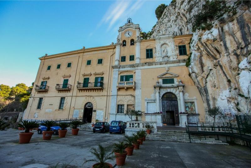 acchianata santuario santa Rosalia protettrice città Palermo