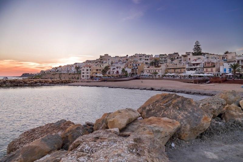 selinunte spiaggia mare sicilia