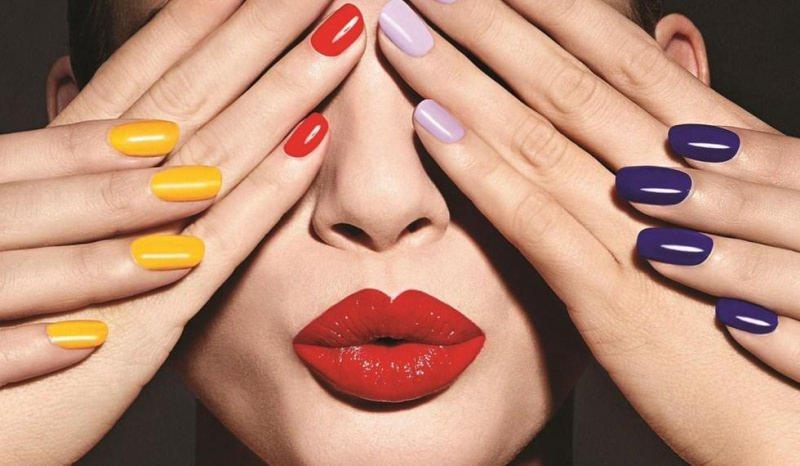 smalti colori unghie
