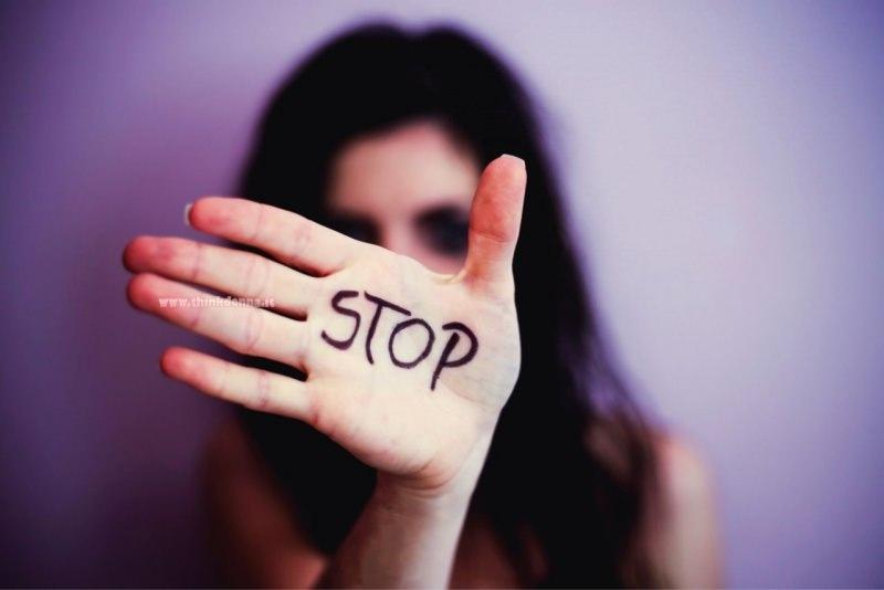 stop violenza contro le donne 25 novembre