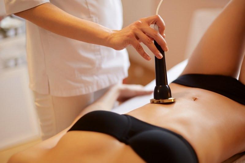 trattamento onde urto corpo donna