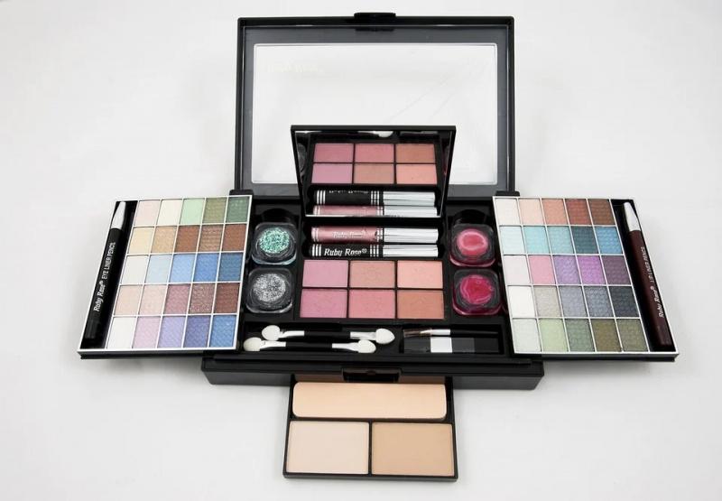 trousse make up specchio kit