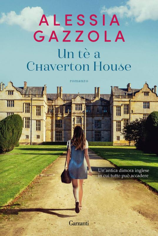 copertina libro un tè a Chaverton House di Alessia Gazzola