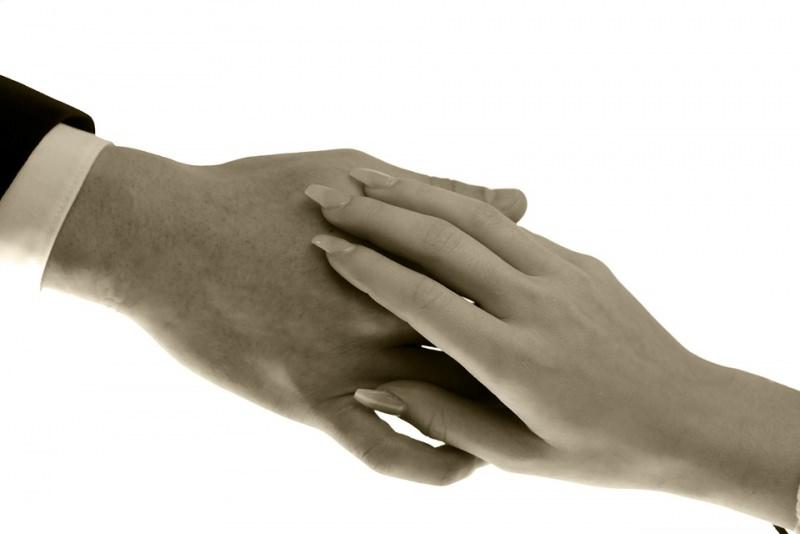mani unghie a ballerina manicure