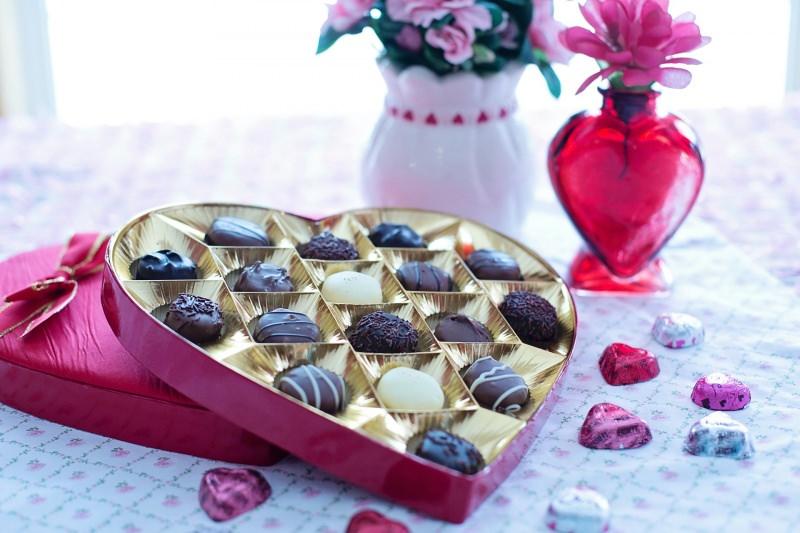 Festa della mamma, le migliori idee regalo per le mamme cioccolatini cuore