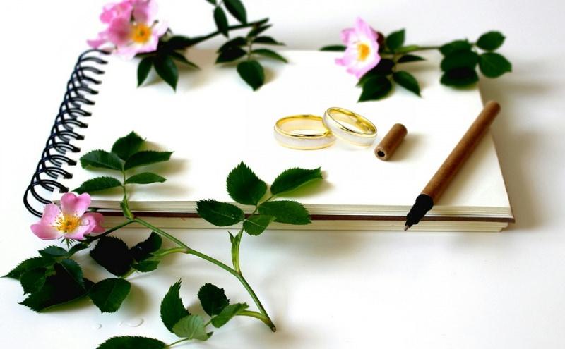 libretto matrimonio messa fiori