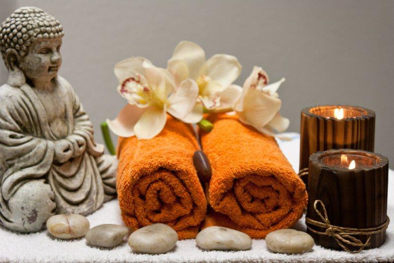 massaggio orientale antistress benessere